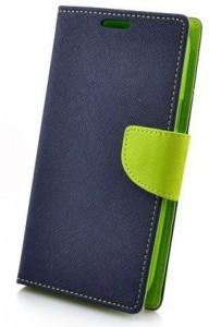 100% authentic 98e68 63615 HKS Flip Cover for HTC One E9s dual simBlue Green