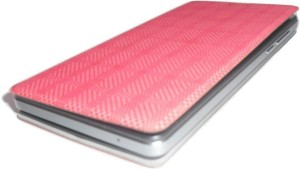 Mercator Flip Cover for Lava A97Red