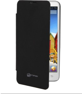 RD Case Flip Cover for Micromax Yu Yuphoria
