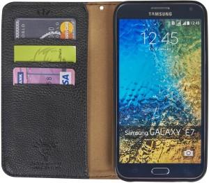 Parallel Universe Flip Cover for SAMSUNG Galaxy E7