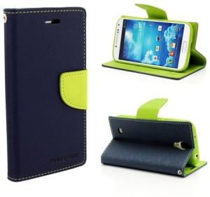 outlet store 8ed2e a39f6 Easo India Flip Cover for SAMSUNG Galaxy S4Green