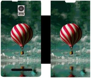 Skintice Flip Cover for XOLO Era