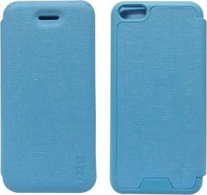 newest 7b1e8 f37bb Sharp Icon Flip Cover for Apple Iphone 5cBlue