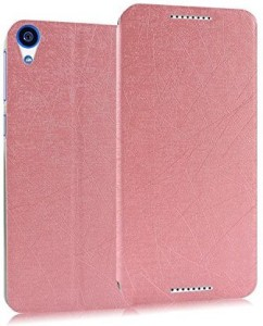pretty nice 1eb8e b7833 Heartly Flip Cover for HTC Desire 820 820Q Dual SimPink