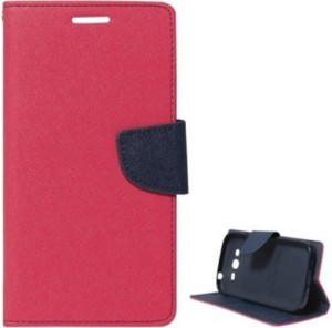 mCase Flip Cover for Micromax Yu Yuphoria