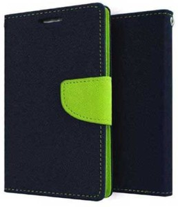 DR2S Flip Cover for Lenovo A390 Blue available at Flipkart for Rs.249