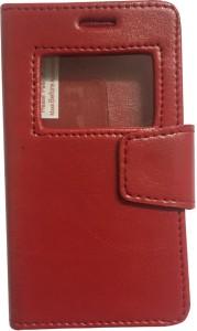 Aryamobi Flip Cover for Micromax Q326 Plus