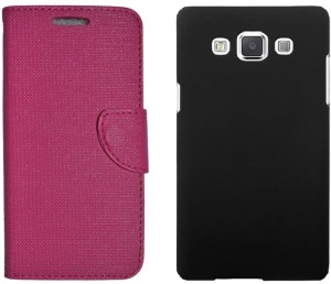 new styles 0d110 b0b0b Colorcase Flip Cover for Samsung Galaxy J2 ProPink