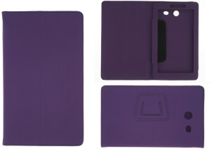 Colorcase Flip Cover for Micromax Canvas Tab P701