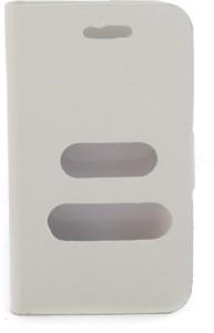 designer fashion 54627 13ddc Mystry Box Flip Cover for Nokia Asha 308White