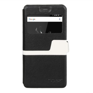 new styles 8274a 7adcf Noise Flip Cover for OnePlus XBlack
