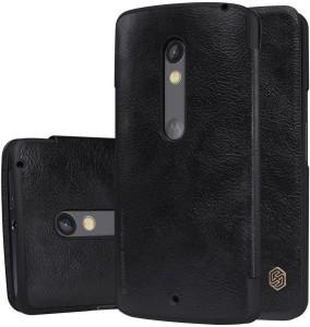 NILLKIN Flip Cover for Motorola Moto X Play