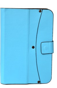 Colorkart Flip Cover for 7 inch Flip & Reverse Dual Color Stand Cover For Amazon Kindle Fire HDX 7