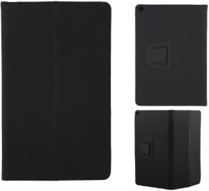 Colorcase Flip Cover for Iball Slide Cuboid Tablet (8.0)