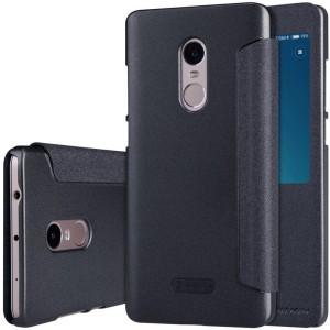Nillkin Flip Cover for Xiaomi Redmi Note 4 (Indian Version)
