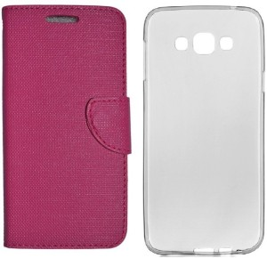 the latest 2aa8f 9555f Colorcase Flip Cover for Samsung Galaxy J2-6 2016Pink