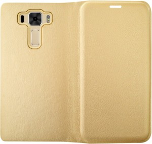 COVERNEW Flip Cover for Asus Zenfone 3 Laser ZC551KL (5.5 Inches)