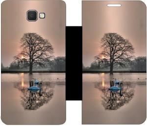 Skintice Flip Cover for SAMSUNG Galaxy J7 Prime