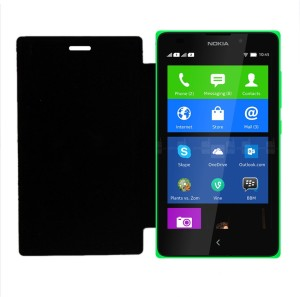 info for 6c247 a1162 RDcase Flip Cover for Nokia X2Black
