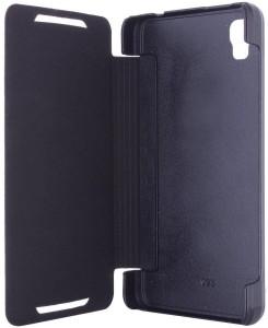 brand new 45d3f 96f77 Sun Tigers Flip Cover for Micromax Canvas Fire A093Black