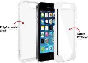 769f3718090 Amzer Front Back Case for Apple iPhone 5S Apple iPhone 5 Apple ...
