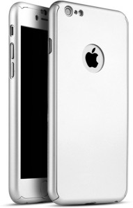 new products 9529e 01543 GadgetM Front & Back Case for Apple iPhone 5SSilver
