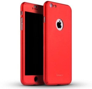 new arrival 1a9cc d0354 Ipaky Case Front & Back Case for Apple Iphone 6 Plus / 6S PlusRed