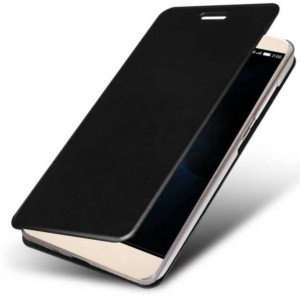 iCrown Flip Cover for Samsung Galaxy Grand Prime Plus ( Deep Black )