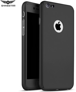 the best attitude aa30c 1725a SHINESTAR. Front & Back Case for Apple iPhone 6sBlack