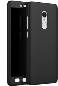 Mercator Front & Back Case for Xiaomi Redmi Note 4