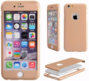 low priced b974a 6e303 Flipzon Front & Back Case for Apple iPhone 4SRose Gold