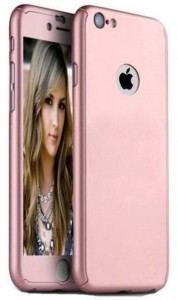 80f695822a6 iPaky Front Back Case for Apple iPhone 6 Apple iPhone 6S Rose Gold ...