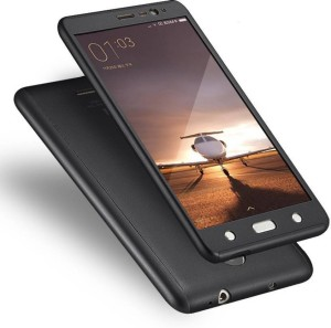 VCASE Front & Back Case for Mi Redmi 3S Prime