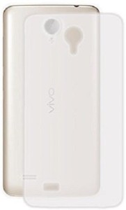 Cover Alive Back Cover for VIVO Y21Transparent, Grip Case