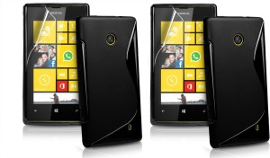 S Case Back Cover for Nokia Lumia 520