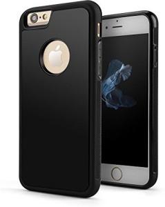reputable site 2b40c f6160 99 Gems Back Cover for Apple iPhone 7 Plus ANTI GRAVITYBlack, Grip Case