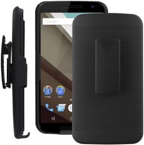 Cubix Back Cover for Motorola Nexus 6