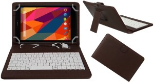 ACM Keyboard Case for Micromax Canvas Tab P680