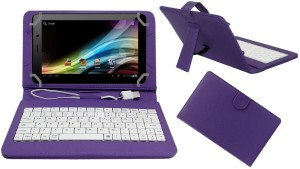 ACM Keyboard Case for Micromax Funbook 3G P560