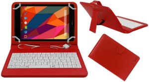 ACM Keyboard Case for Micromax Canvas Tab P681
