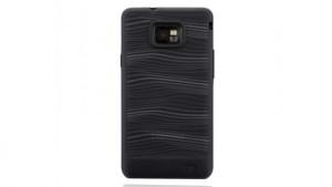 Belkin F8M136qeC00 Grip Graphix Swell for Samsung Galaxy S II Black / Clear