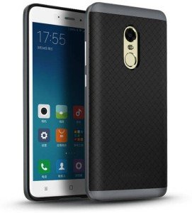 iPaky Back Cover for Xiaomi Redmi Note 4