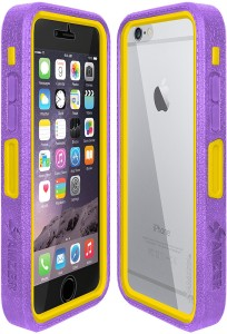 Amzer Back Cover for Apple iPhone 6, Apple iPhone 6S