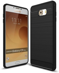 Golden Sand Back Cover for Samsung Galaxy C9 Pro, Samsung C9 Pro