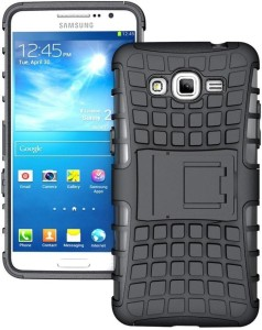 official photos 32c99 78d22 Kosher Traders Back Cover for Samsung Galaxy Grand Neo PlusBlack, Shock  Proof