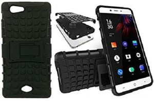 new products 04c2b 55420 Frizztronix Back Cover for Oppo Neo 5 1201Rugged Black, Shock Proof