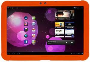 Amzer Back Cover for Samsung GALAXY Tab 10.1 P7100, Samsung GALAXY Tab 750