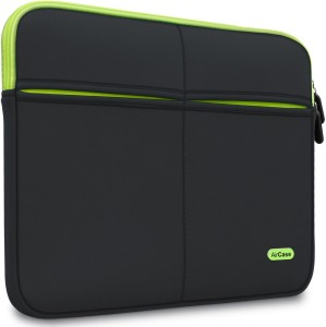 AirCase Sleeve for 13-Inch to 13.3-Inch Designer Laptop with Multipurpose Utility Pocket