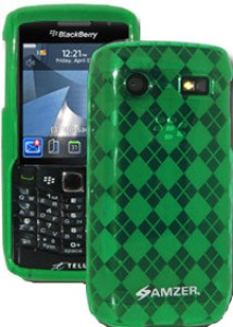 Amzer Back Cover for Blackberry Pearl 9100, Blackberry Pearl 9105