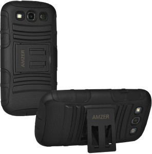 Amzer Back Cover for Samsung GALAXY S III GT-I9300